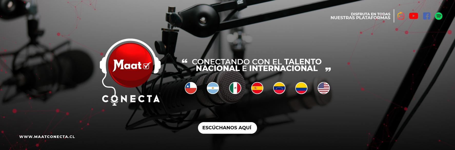 Maat Conecta Chile y el Mundo